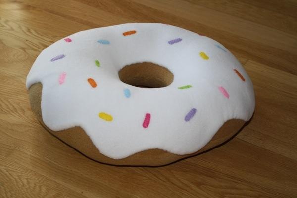 Almohada donut