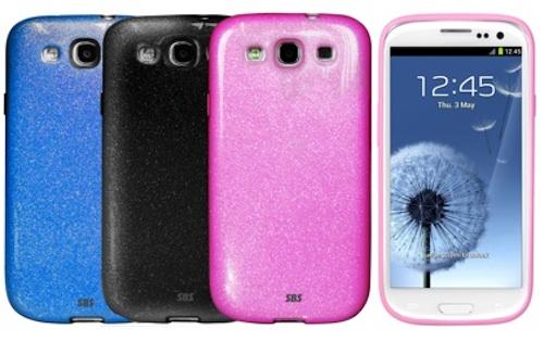 Custodie Glitter Samsung
