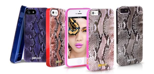 Cover iPhone 5 Python Just Cavalli e Puro