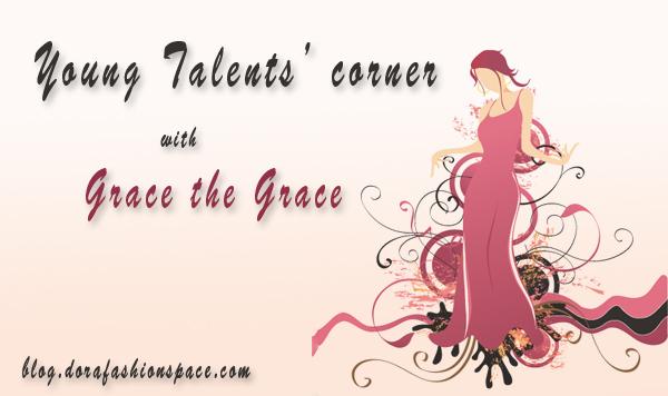 Young Talents corner Grace the Grace