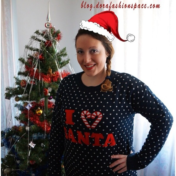 Christmas photo effects