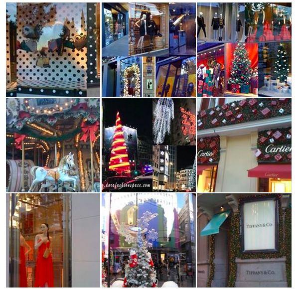 fashion christmas in madrid