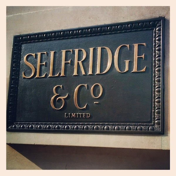 shopping-selfridges-londra