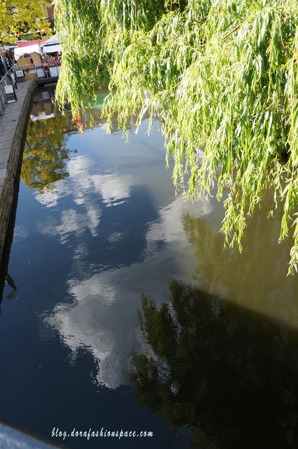 foto riflessi nell'acqua
