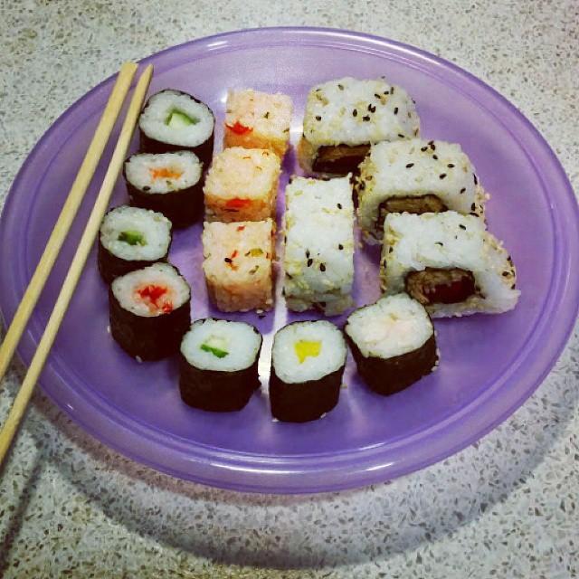 sushi-dinner-london