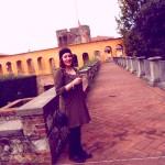 My look in Pisa with hi-Head (Nolita dress&Dr Martens)