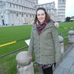 leaning tower - parka look