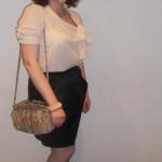 Outfit presentazione libro Maria Leon - Madrid
