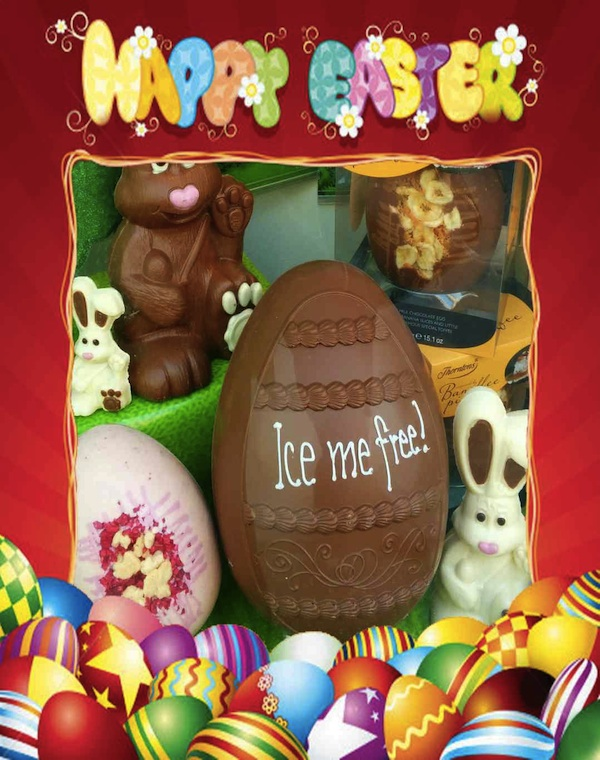 Happy-Easter-Photo-Frame