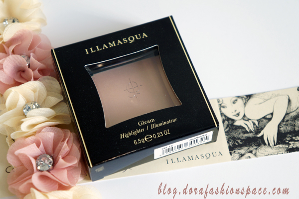 Gleam in Aurora by Illamasqua
