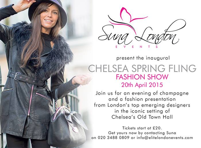 Chelsea Spring Fling Fashion Show