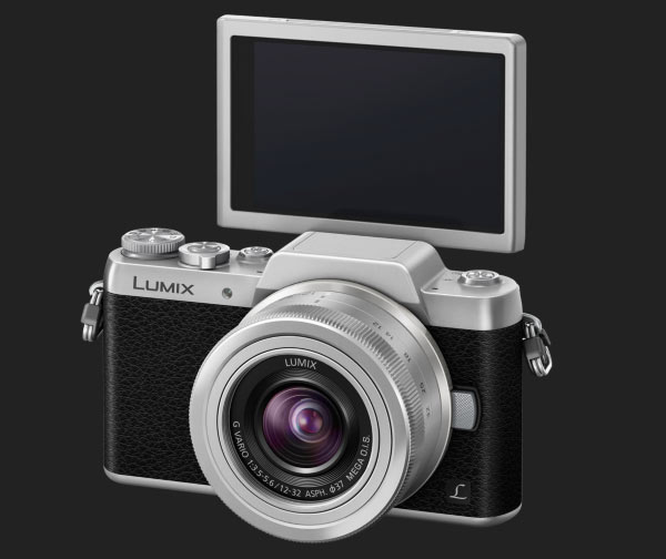 Panasonic-DMC-GF7-180 mirrorless lcd-display