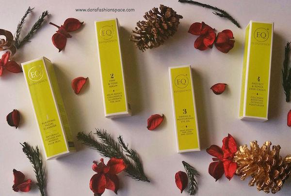 luxury premium skincare brand