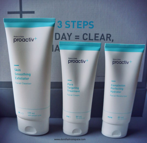 anti blemish treatment