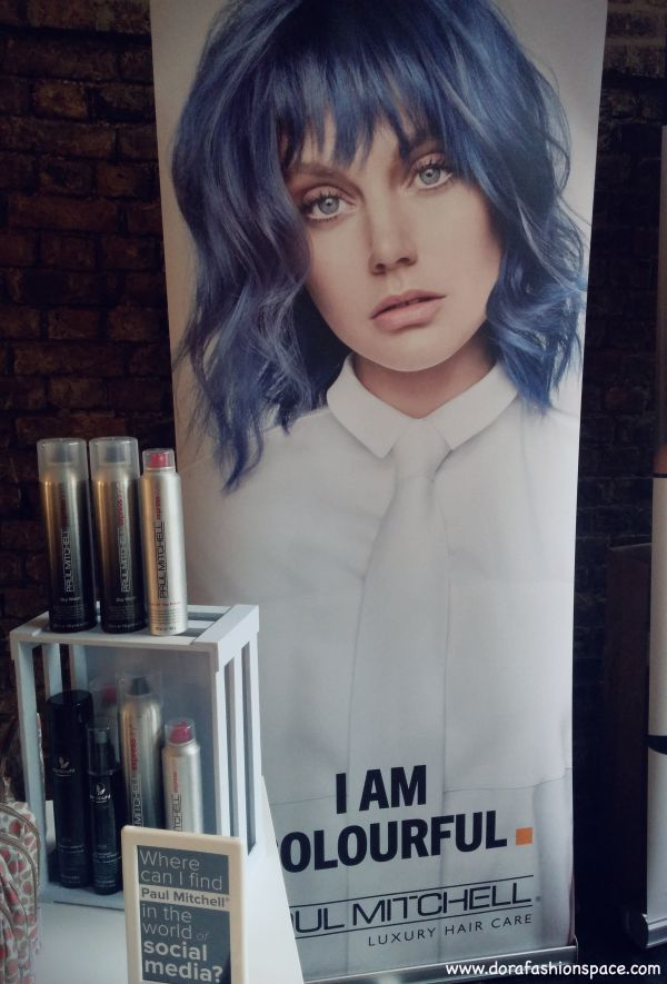 paul mitchell hair care