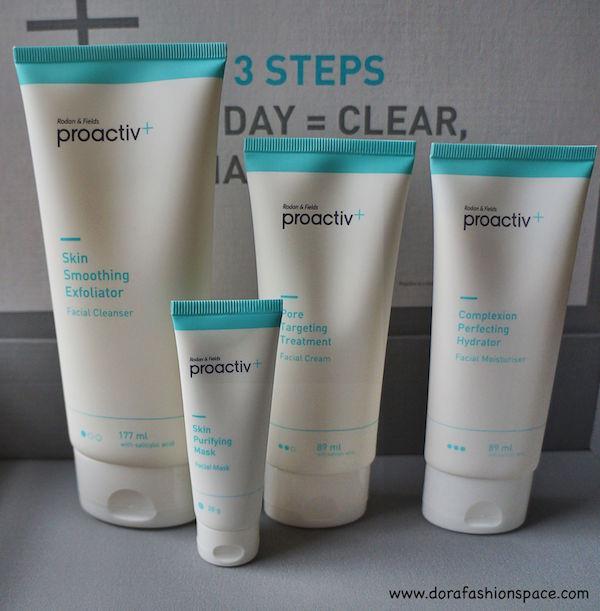 proactiv+ 3step system