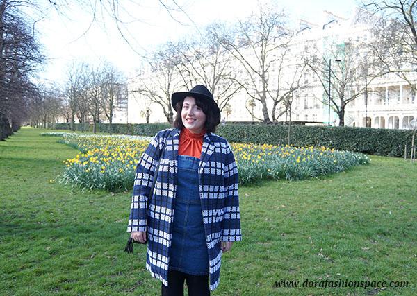 JOY blogger outfit