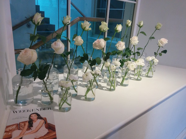london fashion weekend review