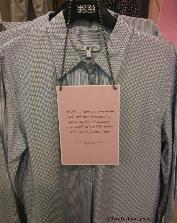 the edna shirt