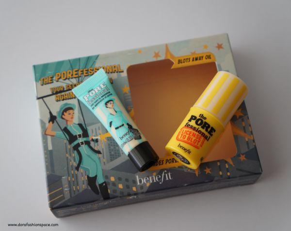benefit porefessional kit
