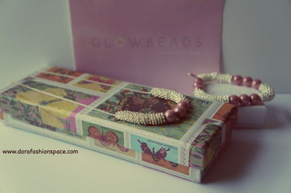 glowbeads shimmer collection