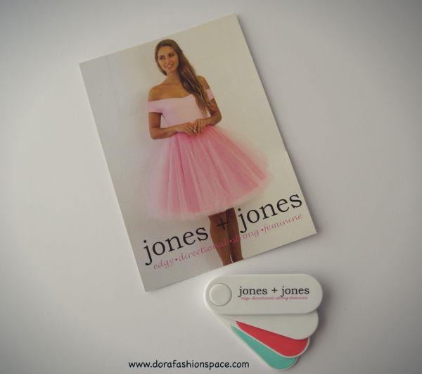 jones and jones