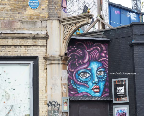 east london street art tour