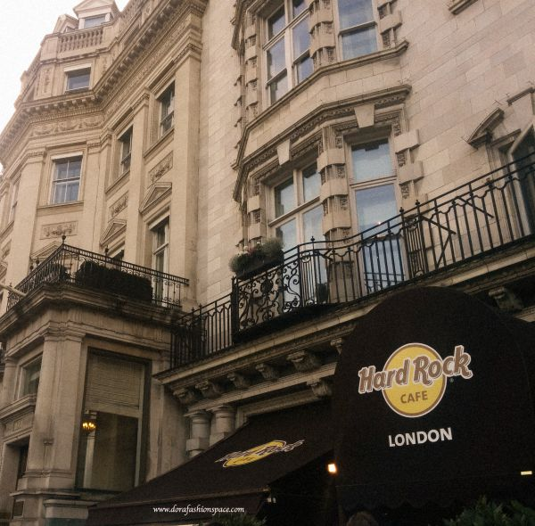 hard rock cafe london