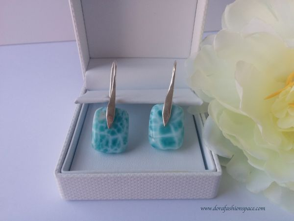 larimar bliss earrings