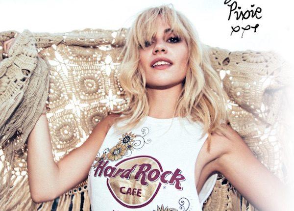 pixie lott festival t-shirt