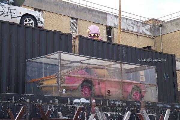 street art essentials brick lane