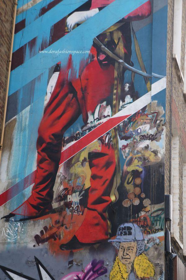 street art essentials east london