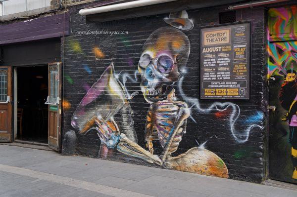 street art essentials london