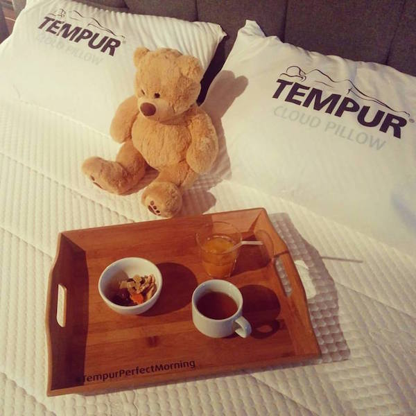 tempur perfect morning