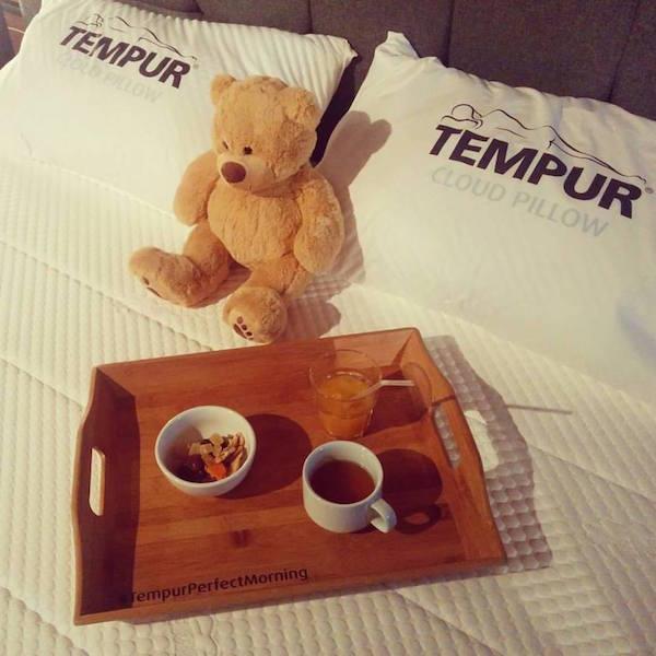 tempur perfect morning
