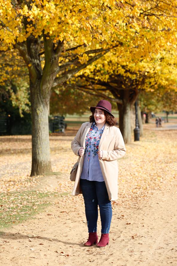 autumn hyde park
