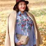 How to create a stylish look on a budget: Embroidered Shirt