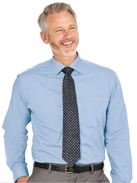non iron smart shirt