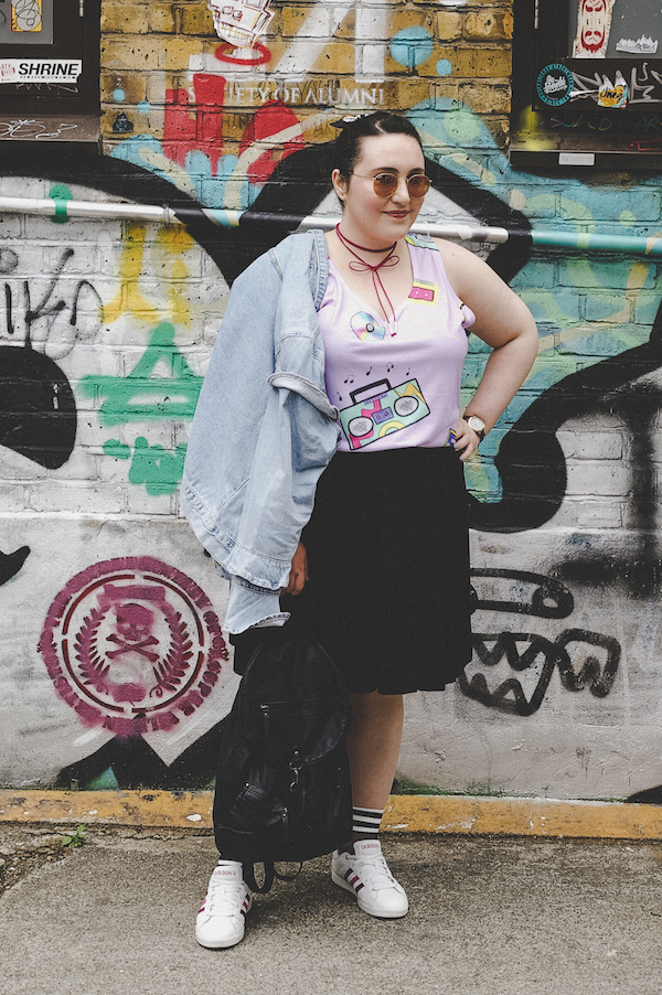 90s fashion inspired outfit