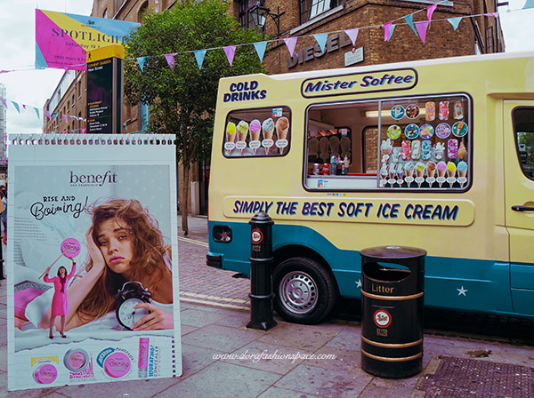 ice cream van london