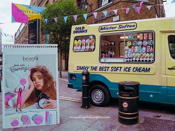 ice cream van london