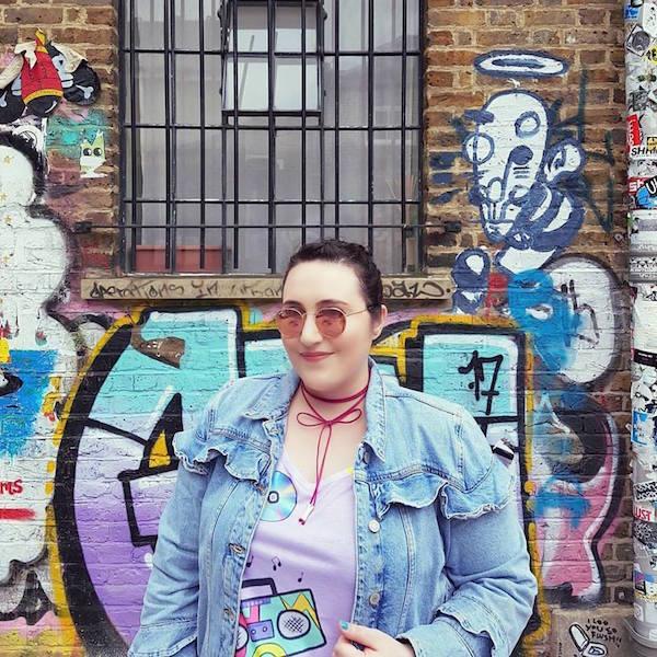 london street style blogger