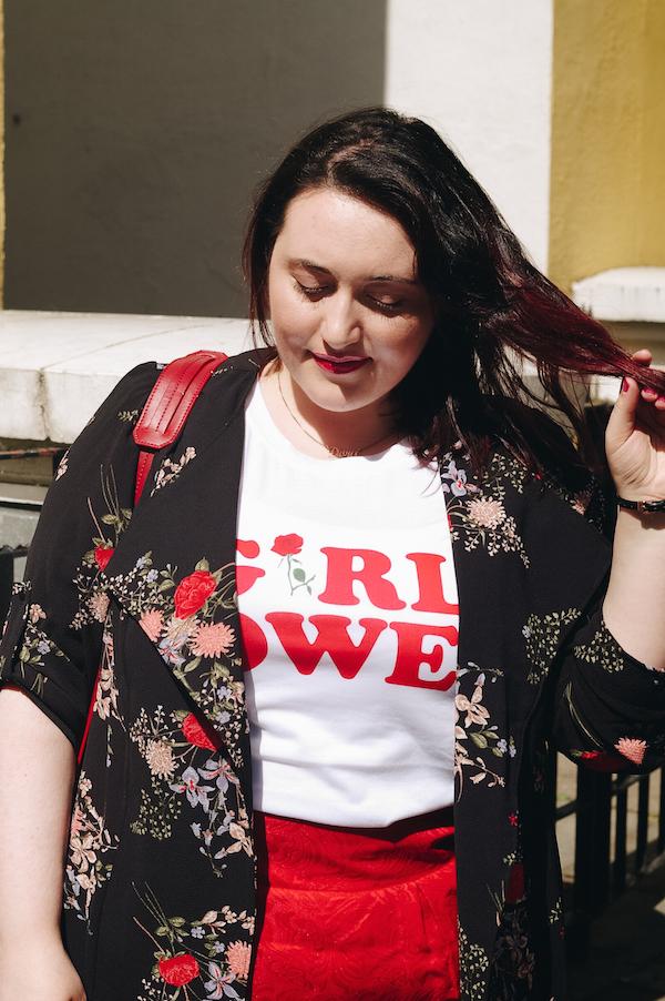 sonder london girl power t-shirt