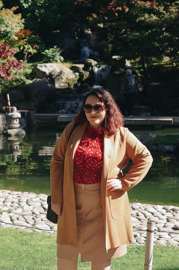 autumn look in Kyoto gardens