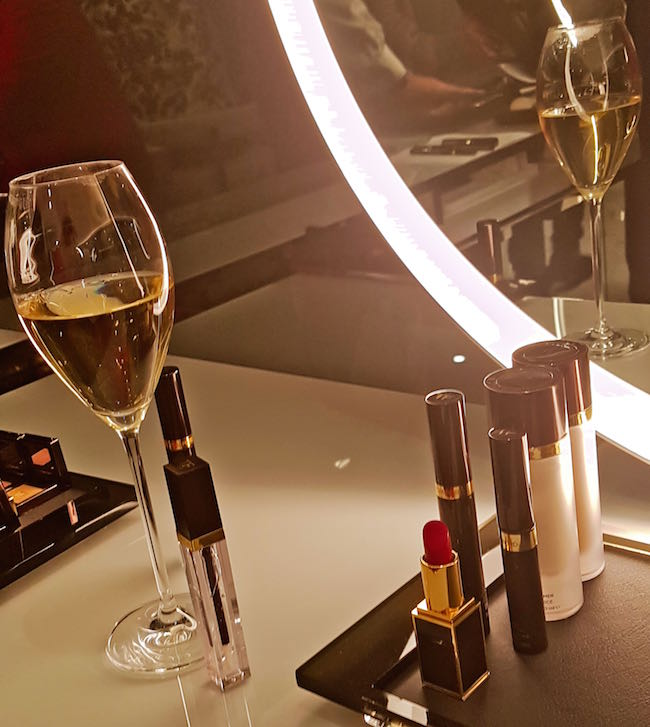 Tom Ford Beauty Store And British Vogue Event