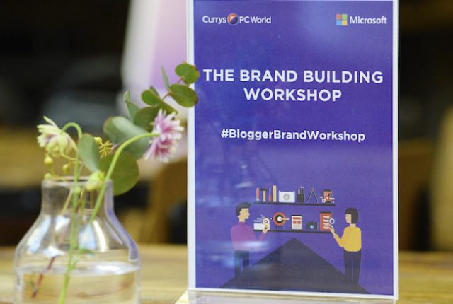 How to build your brand as a blogger