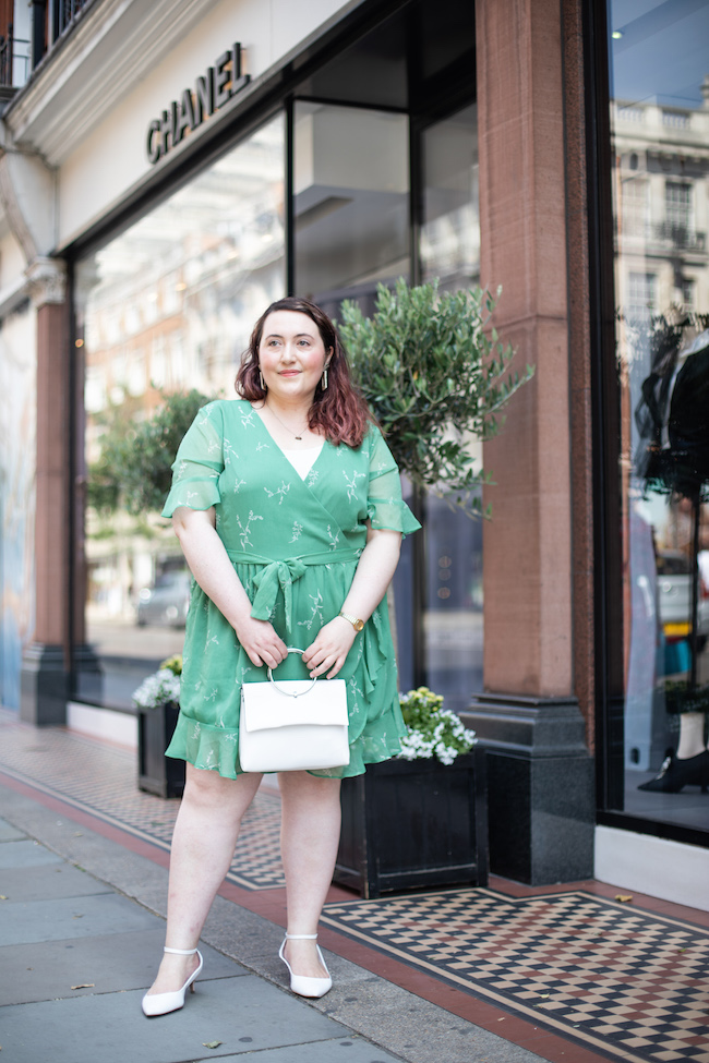 sloane street fashion outfit